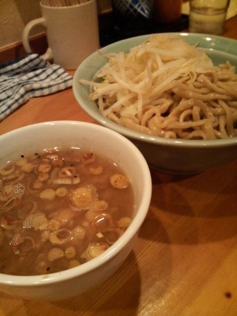 茅ヶ崎 菜良 つけ麺