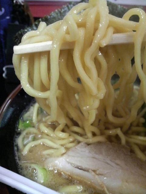 一咲家の麺