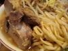 ラーメン二郎 野猿の麺と豚とか