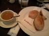 羽田で朝食