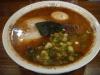 十代目哲麺 醤油味玉ラーメン