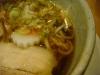 まるぼし食堂 喜多方醬油ラーメン