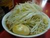 ラーメン二郎 上野毛店 ニンニク野菜マシ