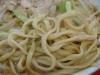ラーメン二郎 茨城守谷店の麺