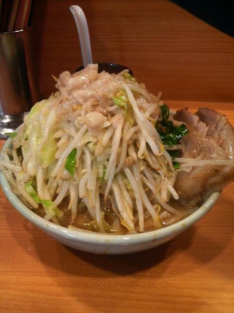 二郎野猿つけ麺