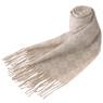 カシミヤウール織りマフラー