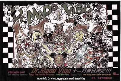 Dr.Maddvibe Japan Tour