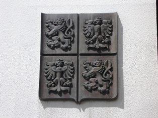チェコ大使館ロゴ