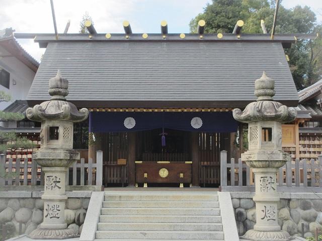 塩釜神社�