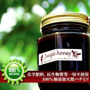 天然ハチミツジャングルハニー