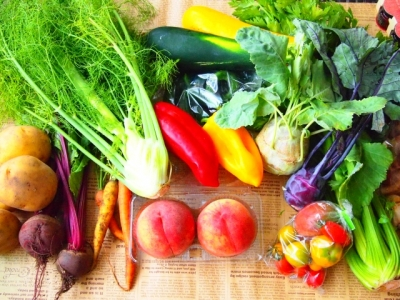 アトピーを治すには野菜