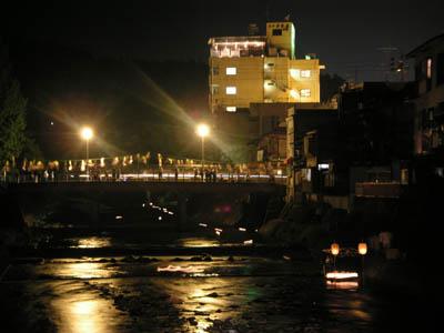 宮川上流側