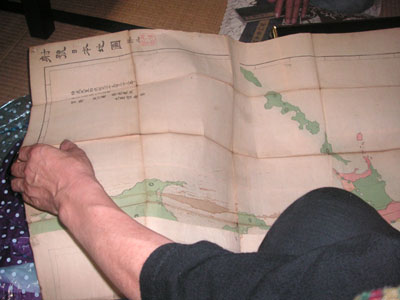 北海道の地図