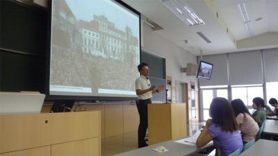 第57回平和講座を開催