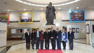 第59回平和講座を開催しました。(2012年11月16日)