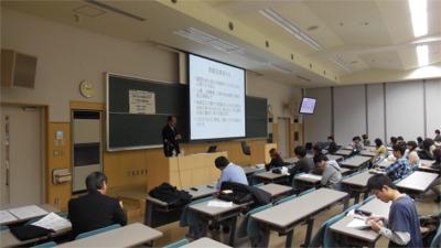 第62回平和講座を開催しました。(2012年12月21日)