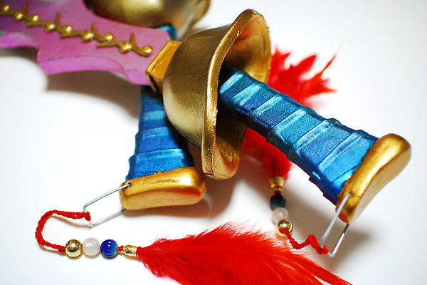 ディシディアFF・ジタンの剣
