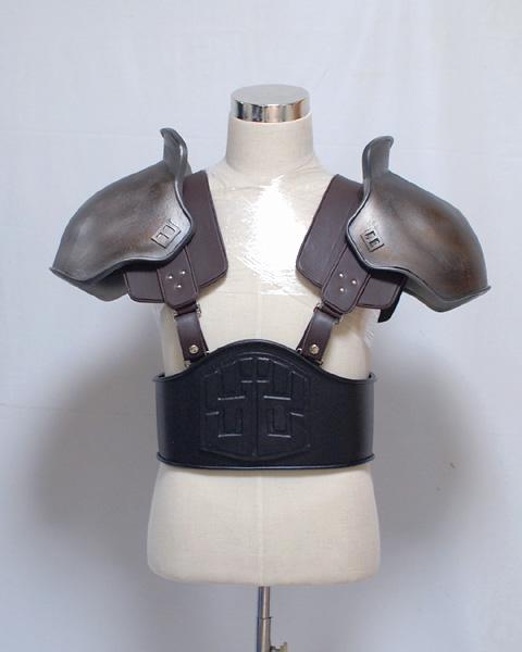 クライシスコアFF7 ザックス装備品