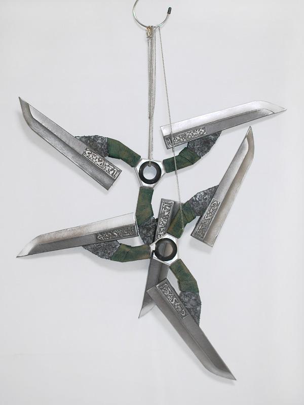 戦国BASARA3 猿飛佐助 甲賀手裏剣 直刀