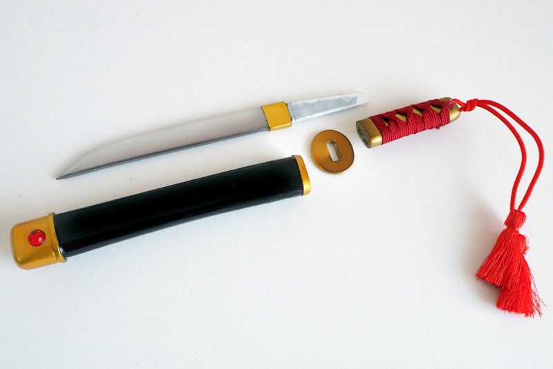 1/3ドール用武器 DOA・霞/小刀