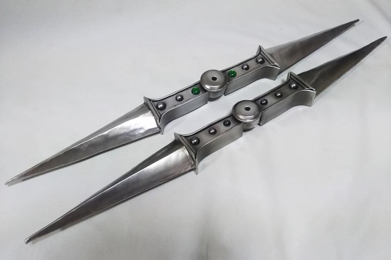 ユフィ 十字手裏剣