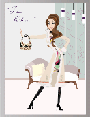Swanky Modes -Dress up game-