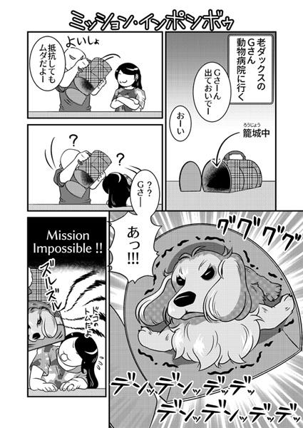 ミッション・インポシボゥ