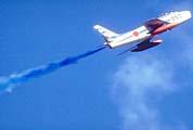ブルーインパルスF-86F