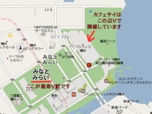 カフェサイ地図1