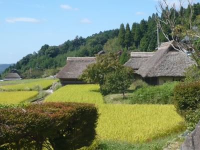 Hattoji, mountain top village