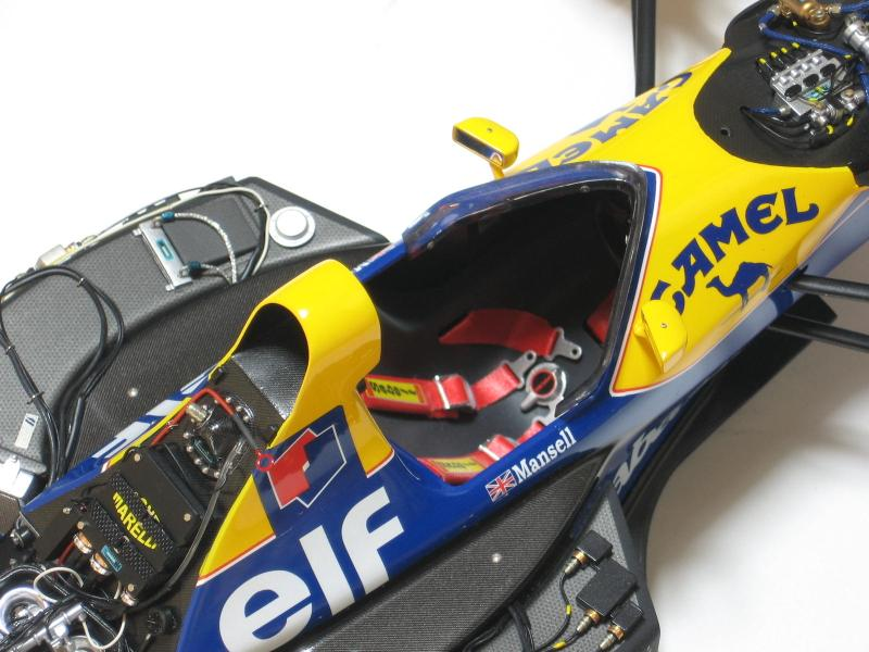 Tamiya 1/12 Williams FW14B RENAULT | Carat Diamond