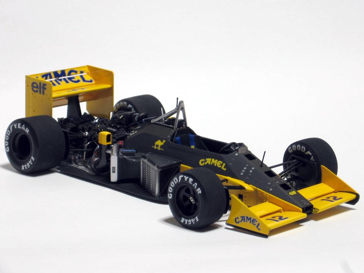 Tamiya 1 20 Lotus 99t Honda 12 Carat Diamond