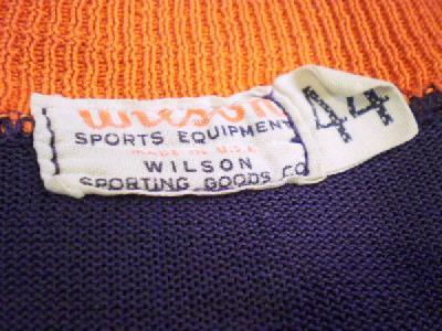 VINTAGE WILSON SPORT T-SHIRTS