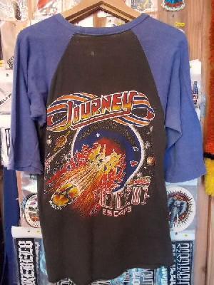 JOURNEY ジャーニー TOUR T-SHIRTS