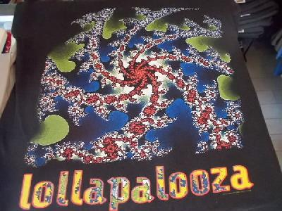 93年 Lollapalooza ロラパルーザ T-SHIRTS