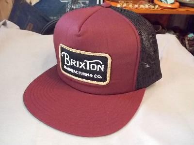 BRIXTON ブリクストン メッシュキャップ