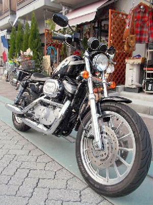 Harley‐Davidson XL1200S