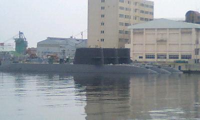 潜水艦×3
