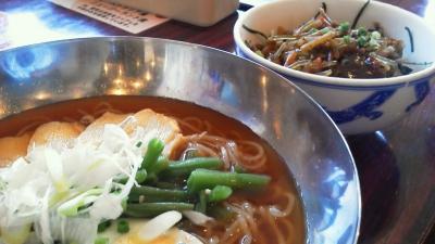 冷麺(赤)セット