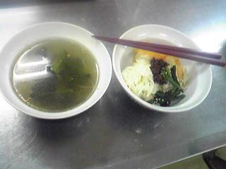 料理交流会ビビンバ2