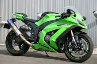 ZX-10Rマフラー