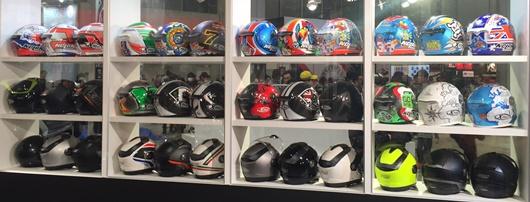 NOLANヘルメット