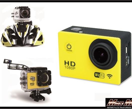 バイク用ビデオカメラ