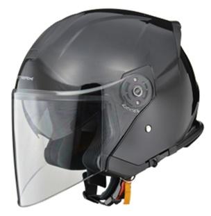 LEADジェットヘルメット