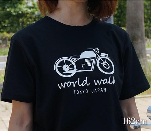 ワールドウォークTシャツ