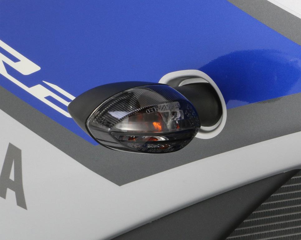 YZF-R25ウインカーレンズ