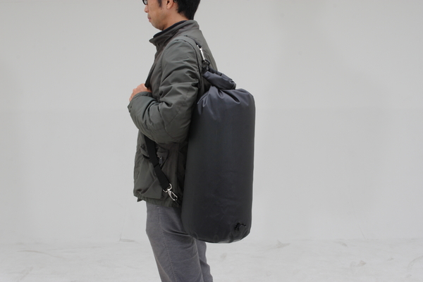 防水ドラムバッグ
