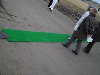 最新導入人工芝4.5m2850円