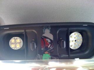 LEDに両方変更