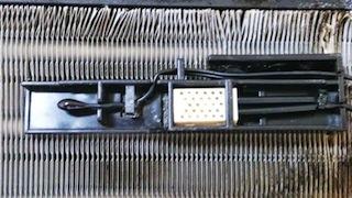 湿度センサー取付状態